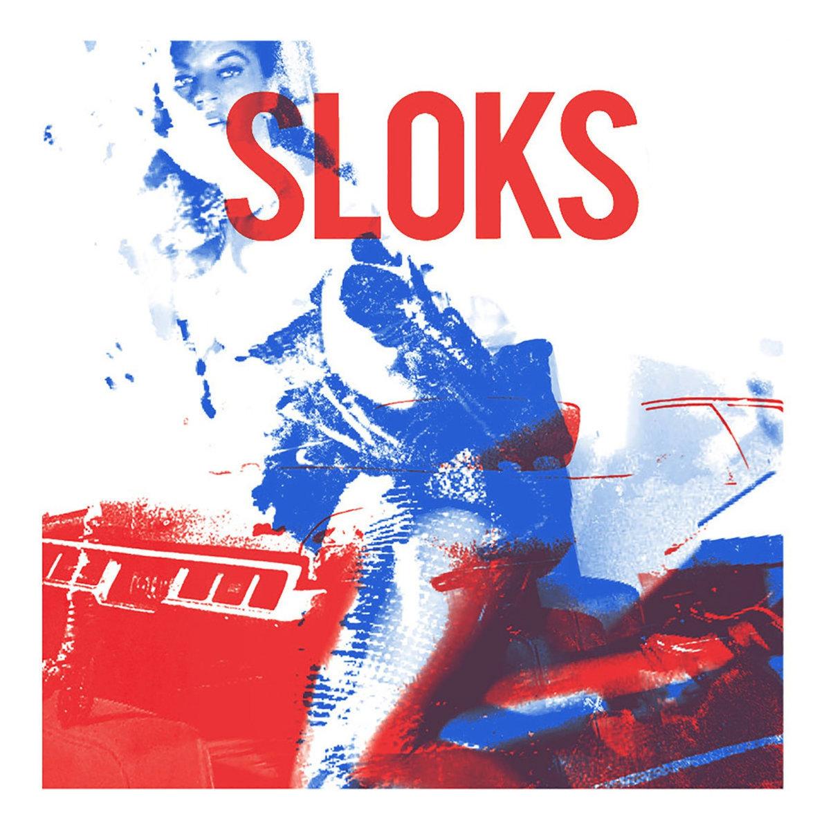 "Sloks- S/t 7"""
