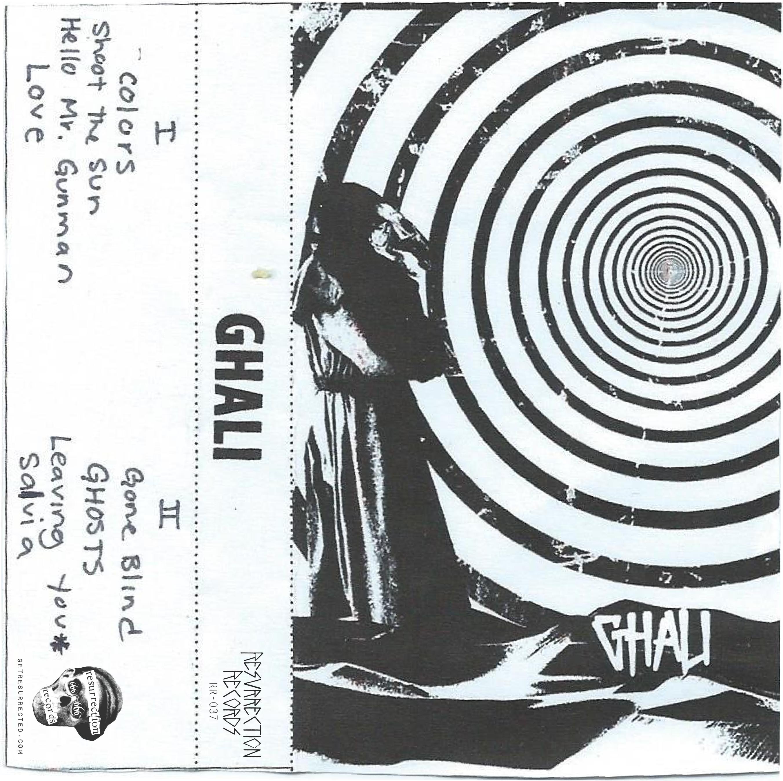 Ghali- S/t Cassette Tape