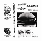 Doctor Nod- Return To Terror Cassette Tape *PRE-ORDER*