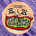 "The Shrills- Meltdown 2.5"" Button"