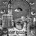 "Outer Minds- Always In My Head 7"" ~~ ""EYE RECORDS LIMITED EDITION"""