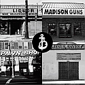 The Ballantynes- Liquor Store Gun Store Pawn Shop Church LP
