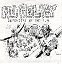 No Policy / Zach The Cuntry Wonder Split 7&quot; 