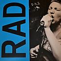 RAD- Loud & Fast LP