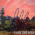 Thee Tee Pees- S/t LP