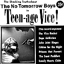 The No Tomorrow boys- S/t 7""