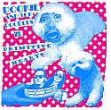 "Primitive Hearts / Pookie & The Poodlez Split 7"" *PINK VINYL*"