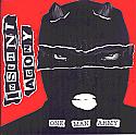 """Instant Agony- One Man Army 7"""""""