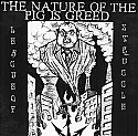 "League of Struggle- The Nature of the Pig is Greed 7""  ~~  LIMITED RED VINYL"