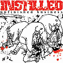"Instilled- Unfinished Business 7""   ~~ CLEAR VINYL"