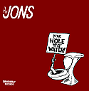 The Jons- In The Hole And Out Of The Water LP