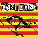"The Last Gang S/T 7""  ~~  RED VINYL"