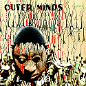 Outer Minds- Behind The Mirror LP   ~~~   SUPER LIMITED TEST PRESSING!!!