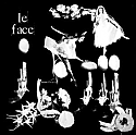 Le Face- S/T LP   ----   GREEN VINYL