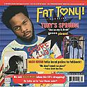 """Fat Tony- S/t 7"""" *COLORED VINYL*"""