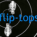 Flip-Tops / The Triggers Split 7""