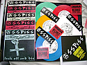 Asspiss- Fuck Off and Die 7""