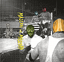 Máscaras- Máscara Vs. Máscara Cassette Tape