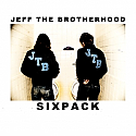 "Jeff the Brotherhood- Sixpack 7""  ~~  WHITE VINYL!"
