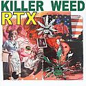 "RTX / Heavy Cream Split 7""  ~~~  BROWN VINYL"