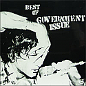 Government Issue- Best of LP   ~~   STILL SEALED
