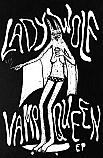 Ladywolf- Vamp Queen EP Cassette Tape