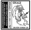 Ghali- Death Curse EP Cassette Tape