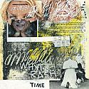Uzi Rash- Whyte Rash Time LP