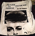 Doctor Nod- Return To Terror Shirt *Size Extra Large*