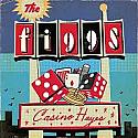 """The Figgs- Casino Hayes 7""""    ~~    GREEN SPLATTER VINYL + DOWNLOAD"""
