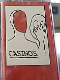 Casinos- S/t Cassette Tape
