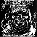 "Dresden- Extinguish The Cross 7"" ~~ GREEN VINYL"