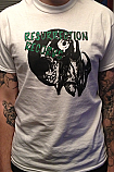 Resurrection Records Bad // Skull Shirt *Size Medium*