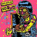 No Fun Compilation LP ~~ Guantanamo Baywatch, Mean Jeans, Primitive Hearts