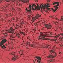 """Johnie 3 / Teenage Creepers Split 7"""""""