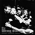 "The Wrong Side- Dump Truck Demo 7""   ~~  GREEN VINYL"