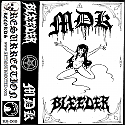 "MDK / Bleeder ""Split of Doom"" Cassette Tape"