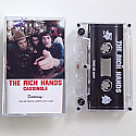 The Rich Hands- Take Me Away B/w Jumpin Jack Flash Cassingle Tape