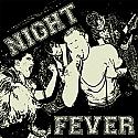 """Night Fever- Transparent 7"""""""