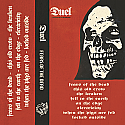 Duel- Fears Of The Dead Cassette Tape