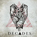 "Decades- Shelter From The Swarm 7""   ~~   TRANSLUCENT BLUE VINYL"
