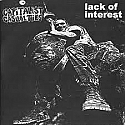 Capitalist Casualties / Lack of Interest Split 7""