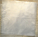 100x Re-sealable Plastic LP Sleeves