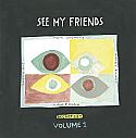 Secret City- Volume 1 Compilation LP *W/ MOPE GROOVES, SUPER HIT, HONEY BUCKET, LAMEBRAIN*