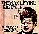 The Max Levine Ensemble- Mr. Gikokovich LP