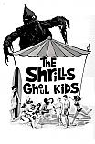 "The Shrills ""Ghoul Kids"" Shirt- Size Medium"