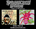 RESURRECTION HALLOWEEN COMBO PACK **INCLUDES BOTH THE NEW OUTER MINDS LP & THE SHRILLS LP**