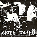 Hated Youth / Roach Motel Split LP    ~~   GRAY MARBLE VINYL