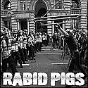 "Grin And Bear It / Rabid Pigs Split 7"""