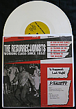 "The Resurrectionists- Working Class Since 1832 10"" - WHITE VINYL"